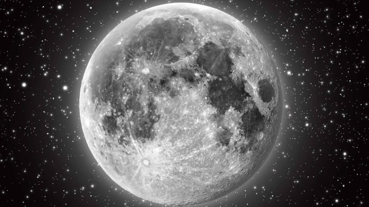 Do You Know How Much The Moon Weighs?