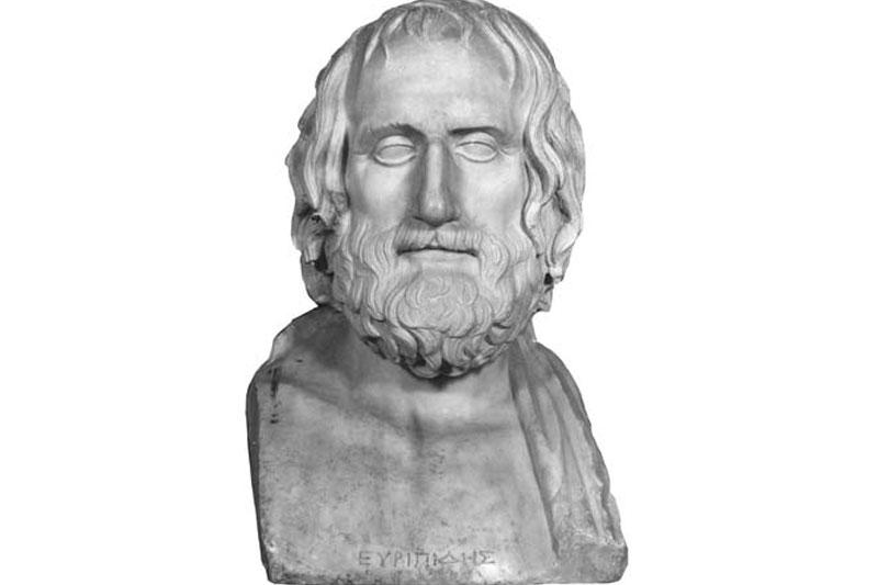 Euripides great Athenian tragedians