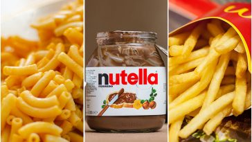 Foods That Secretly Changed Ingredients Without You Knowing