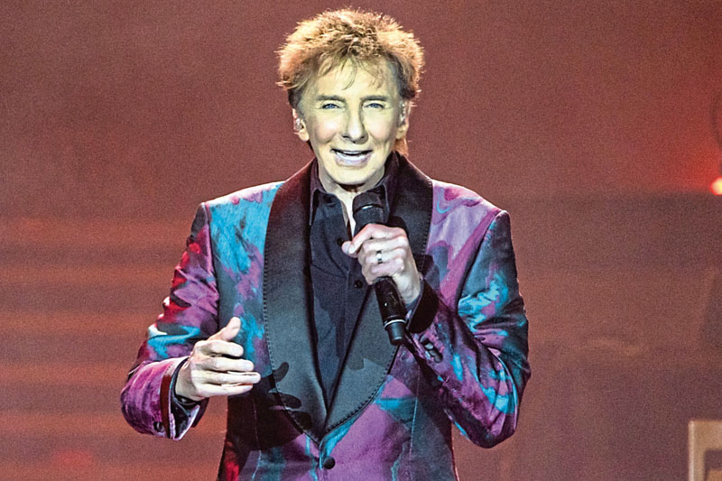 Forced to listen to Barry Manilow