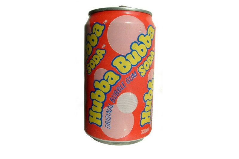 Discontinued Soda Brands Hubba Bubba Soda