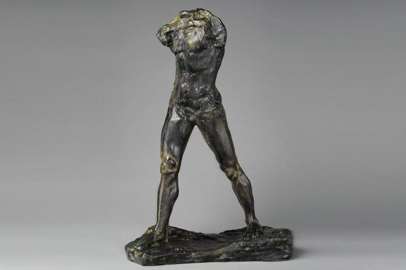 """Alberto Giacometti – """"L'Homme qui marche I"""" (""""Walking Man"""")"""