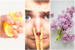 Study: Lemons, Lilac Among 10 Smells Useful in Predicting Alzheimer's