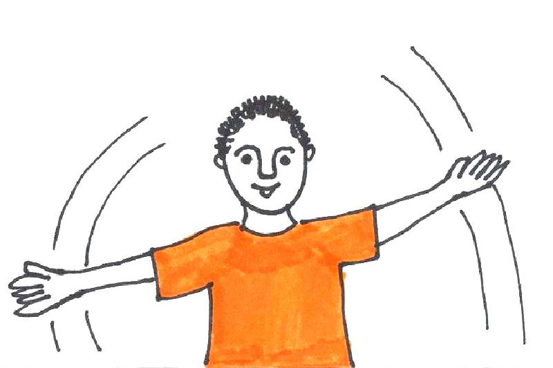 People of Ancient China believed that swinging your arms could cure a headache.