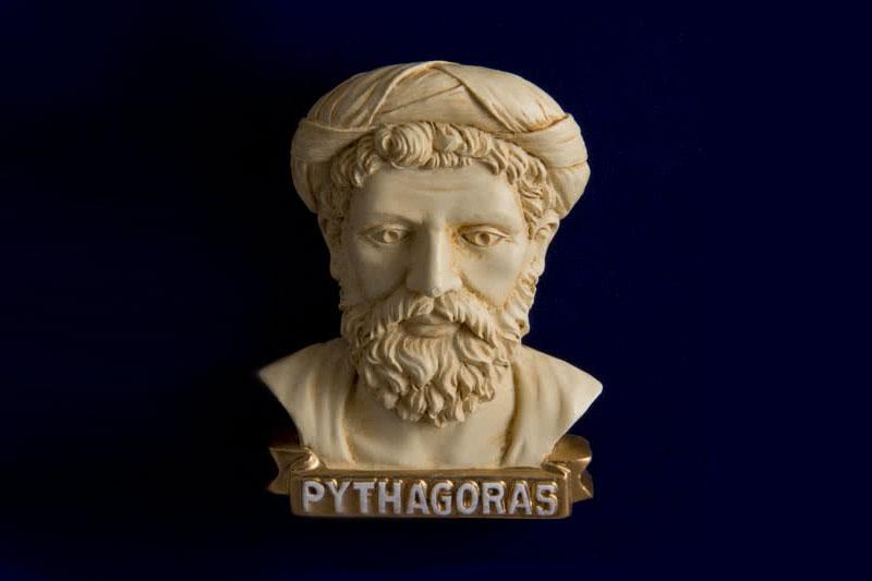 Pythagoras the greatest mind