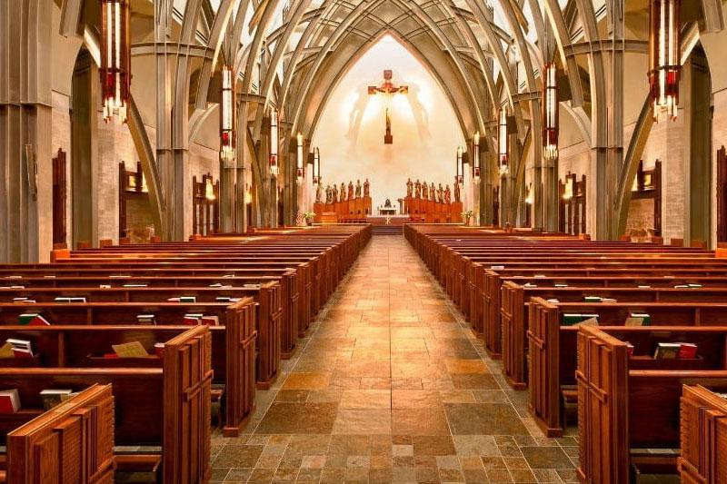 Sentenced to Church