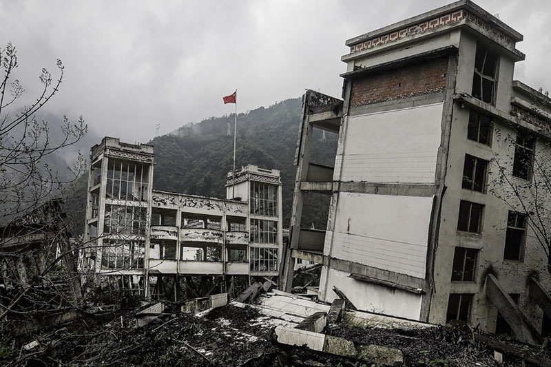 Sichuan Province, CHINA (2008)