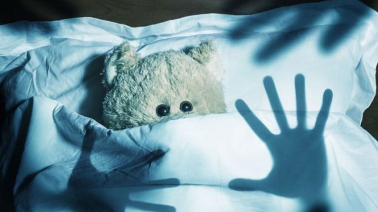 The Fear of falling asleep.Somniphobia