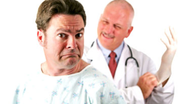 The Real Reasons Why Most Men Are Afraid Of The Doctor
