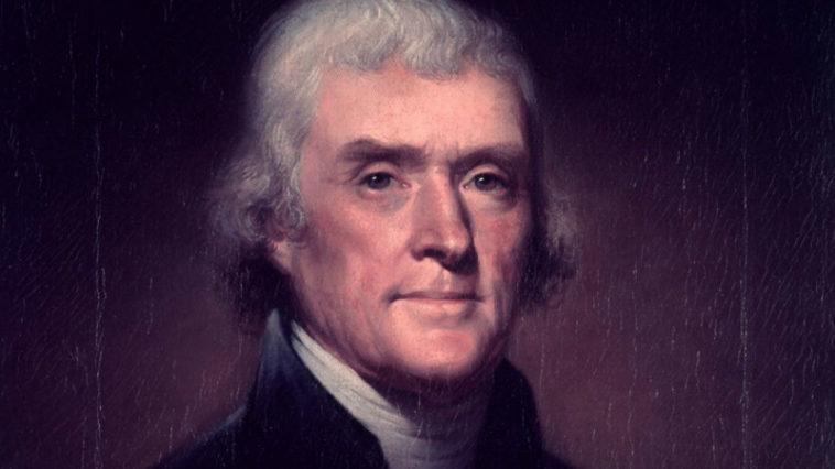Thomas Jefferson interesting facts