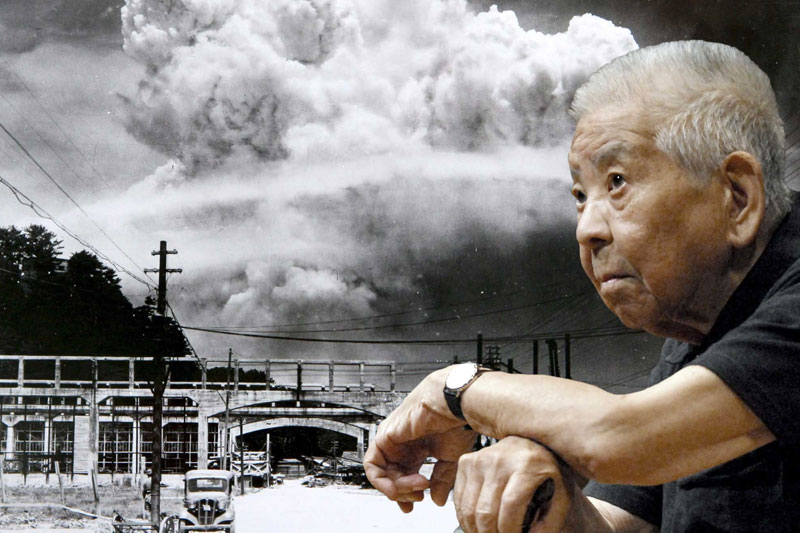 Most Of The Unluckiest People On Earth Tsutomu Yamaguchi