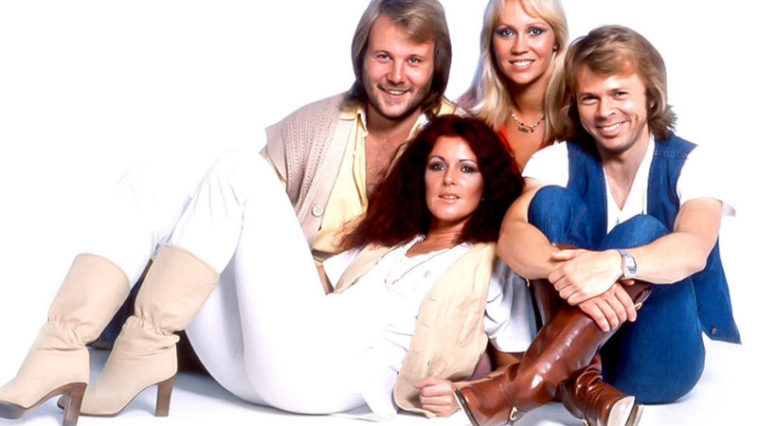 ABBA got their name by taking the first letter from each of their names (Agnetha, Bjorn, Benny, Anni-frid.)