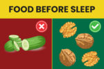 10 Food Products You Should and Shouldn't Eat Before Sleep