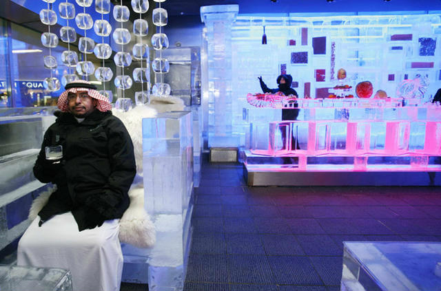 Ice Lounge, Dubai