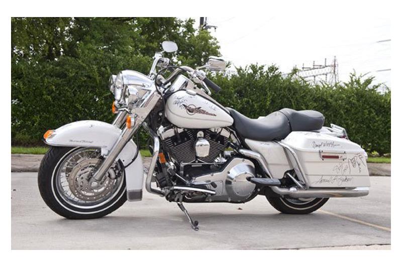 Jay Leno's Harley Davidson