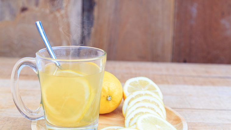 10 Reasons to Start Drinking Warm Water with Lemon Every Morning