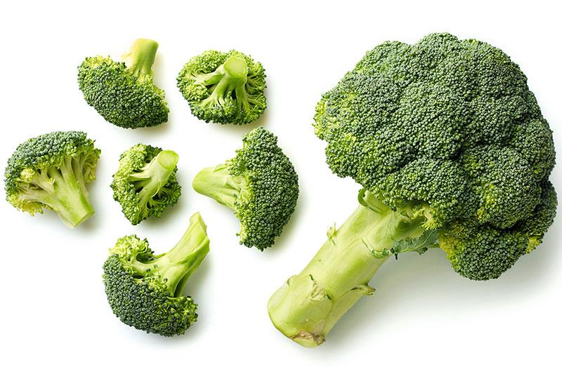 Broccoli is a Healthy Choice