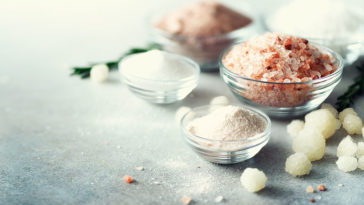 10 Types of Salts and Minerals and How They Can Affect Your Health