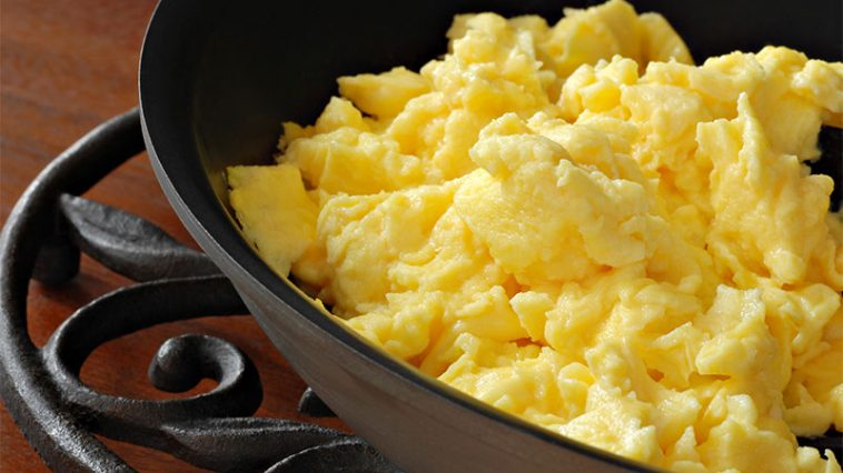 You'll Wish You Knew This Scrambled Egg Hack Years Ago