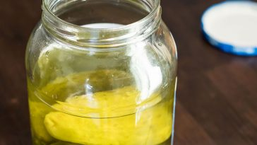 Here's why you shouldn't throw out leftover pickle juice