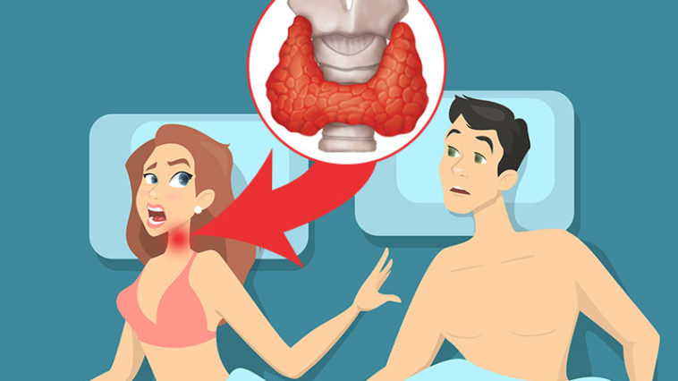 10 Signs Your Thyroid Isn't Working Properly