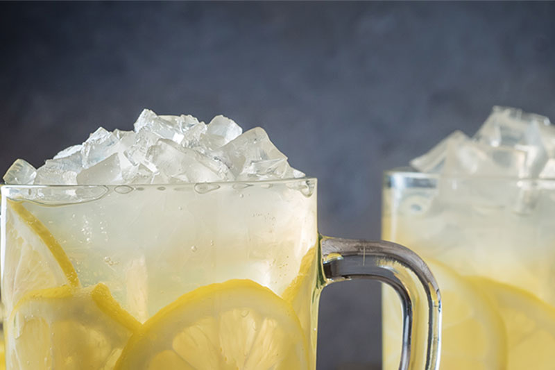 Never Ask For Ice In Your Drink Again. Here's Why