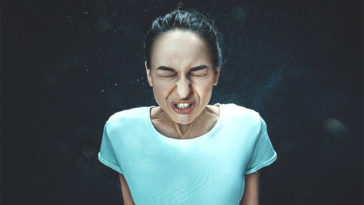 Experiencing strong emotions Sneezing