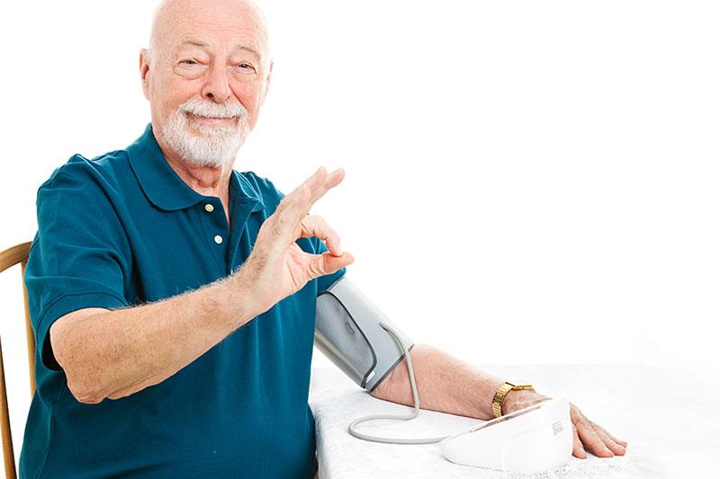 Maintaining Good Blood Pressure Helps