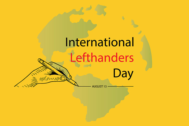 There Is A Day Of The Year That Celebrates Them international lefthanders day