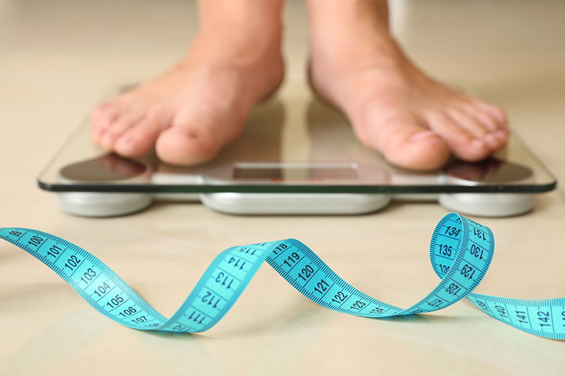 Obese people always have a high cholesterol level.