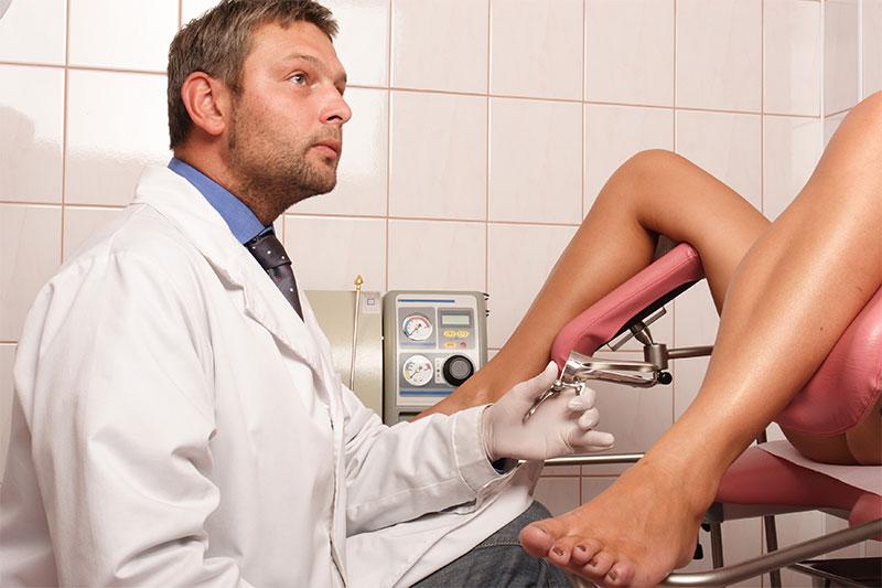 Pelvic exam and Pap smear