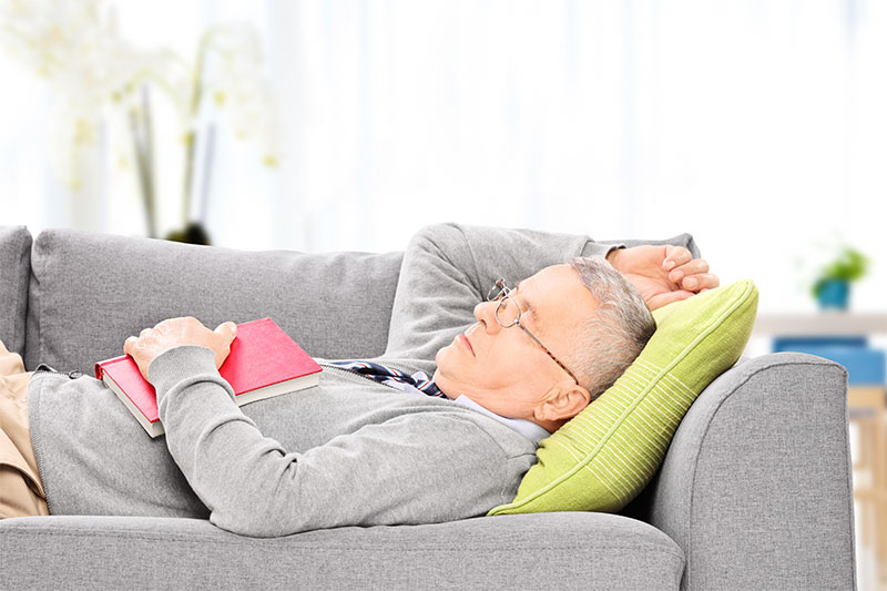 Nap Too Often sleeping