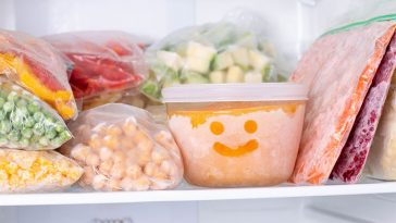 The Way You Prepare Your Frozen Food May Make You Sick