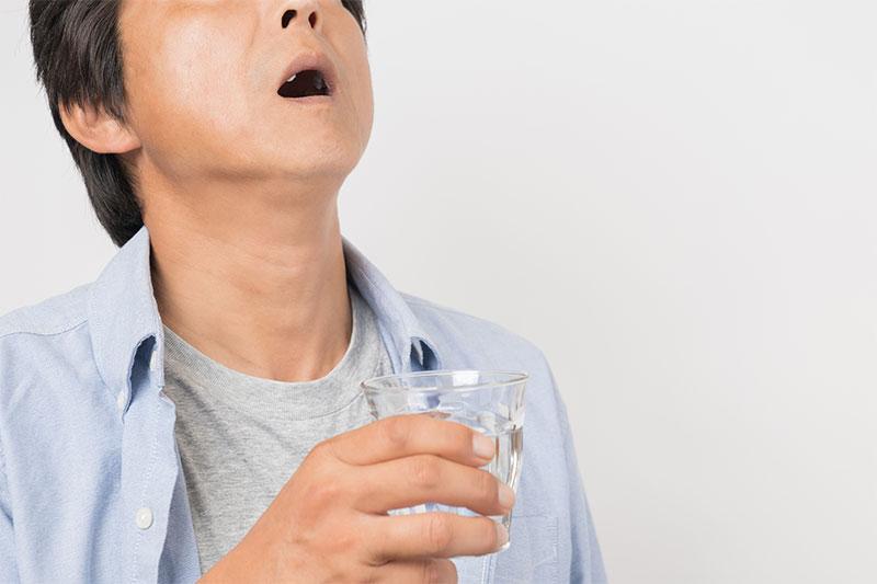 Gargling Salt Water Has More Benefits Than You Think