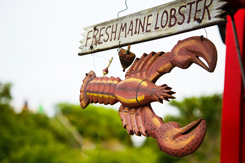 Lobster, Maine