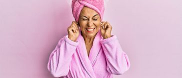 However, Use A Warm Towel For Tension Headaches