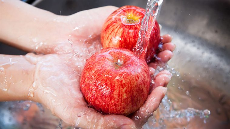 The CDC Warns You To Never Do This Before Washing Your Fruits and Vegetables