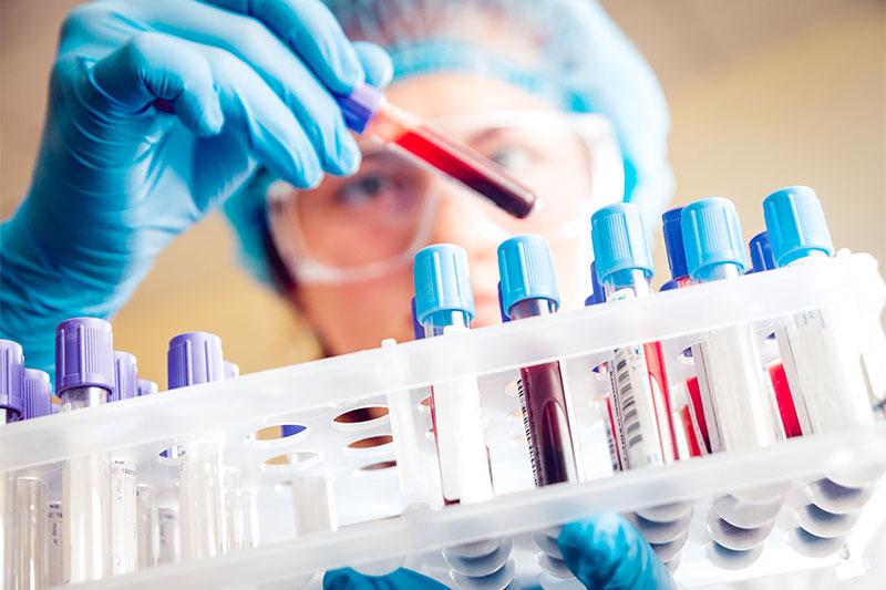 Blood cancer test
