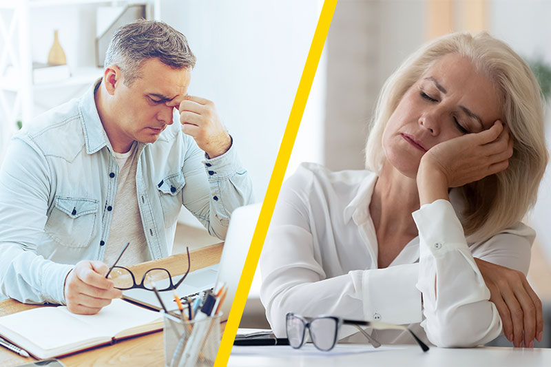 5 Possible Reasons Why You Feel Tired All The Time… And How You Can Boost Your Energy Level