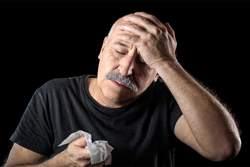 Sinus Pain
