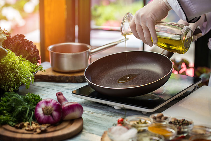 Best Cooling Oil For Medium Heat olive oil