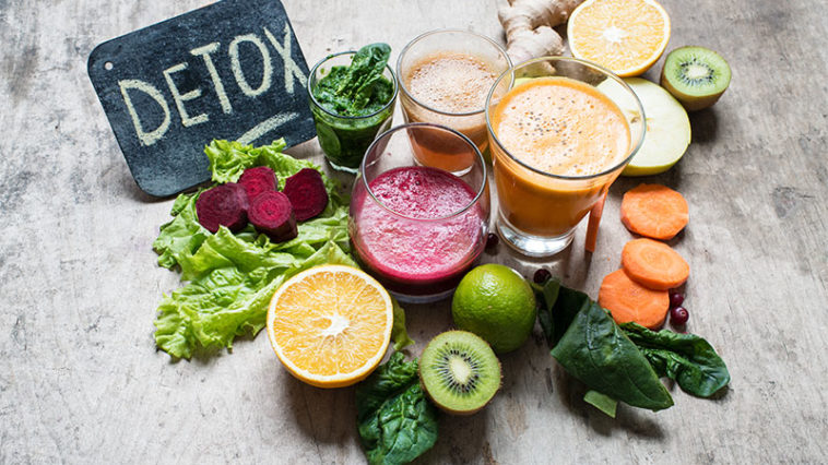 10 Everyday Healthy Foods That Will Naturally Detox and Cleanse Your Body