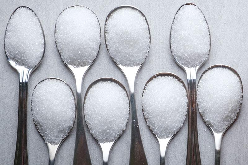High Sugar Consumption