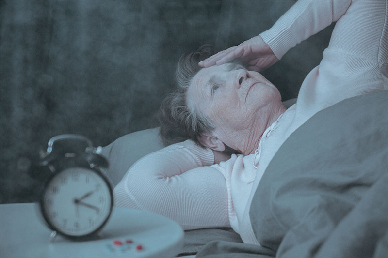 10 Reasons Why Insomnia Is So Common Among Older People
