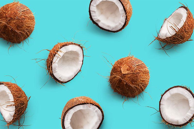 Chef Giada De Laurentiis ain't crazy for coconut