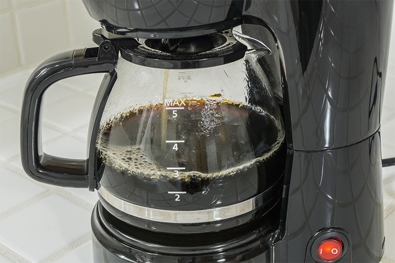 10 Major Mistakes You're Making with Your Coffee Pot