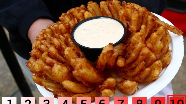 12 Unhealthiest Restaurant Appetizers in America - Ranked!
