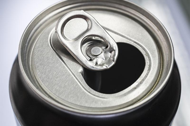 Soda tabs