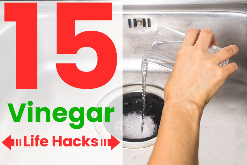 15 Amazing Uses For Vinegar That You'll Want To Know