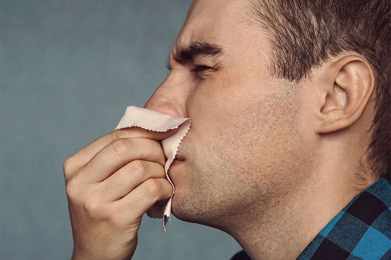9 Things Your Snot Says About Your Health